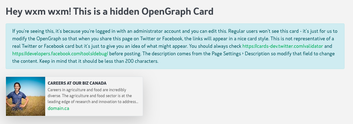 OpenGraph card in 2sxc