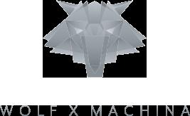 Wolf X Machina logo